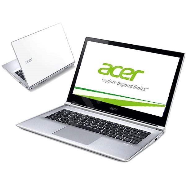 Acer Aspire S3-392G White Touch CZ - Ultrabook