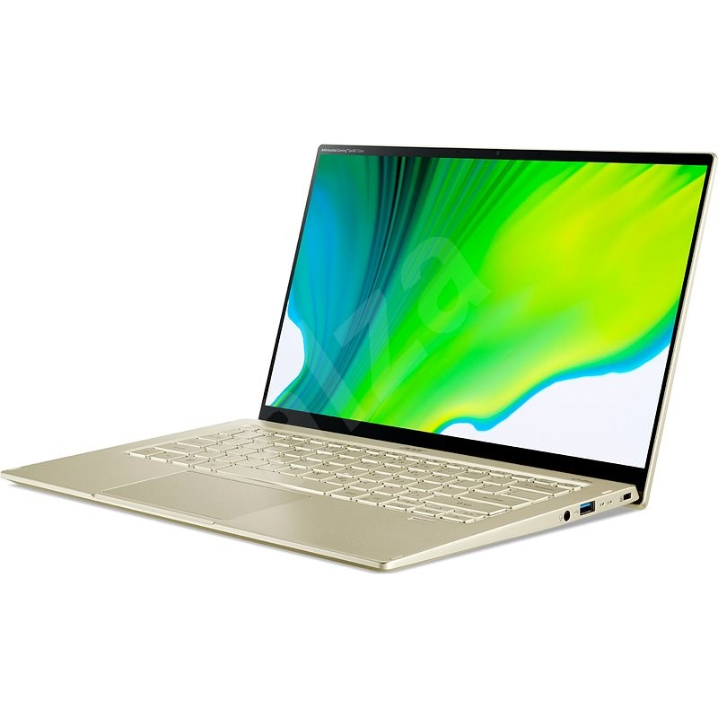 Acer Swift 5 Safari Gold celokovový - Notebook