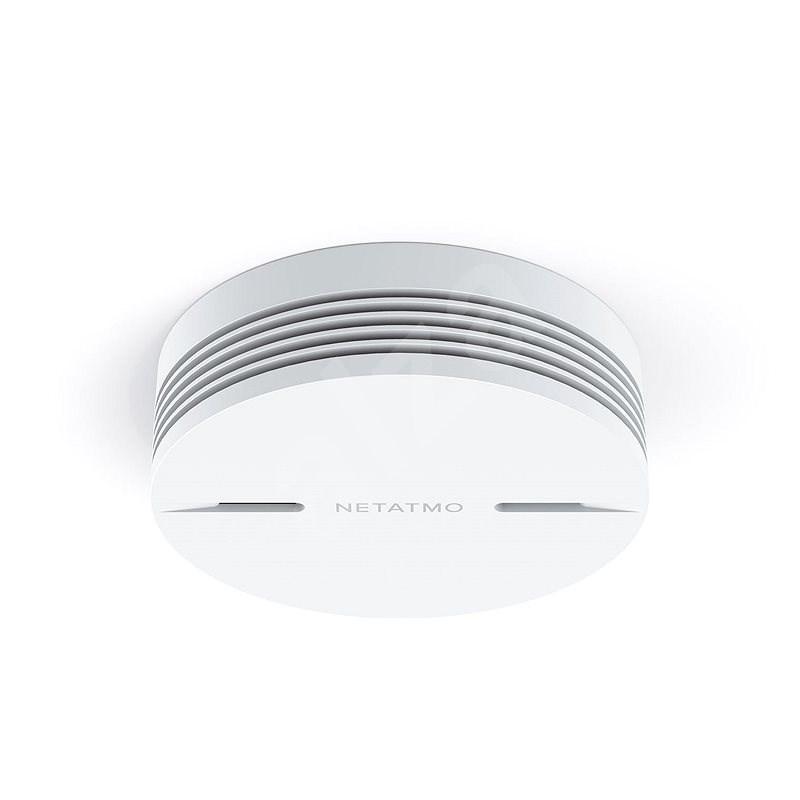 Netatmo Smart Smoke Alarm - Detektor kouře