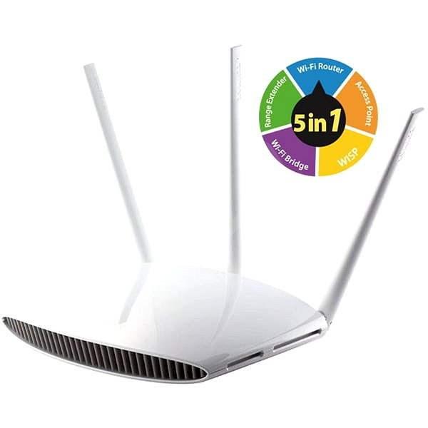 Edimax BR-6208AC - WiFi router