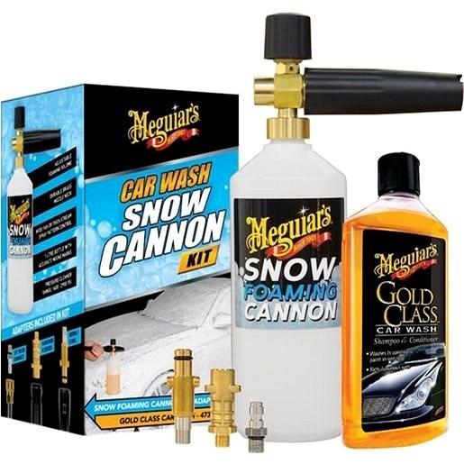 Meguiar's Ultimate Snow Foam Cannon Kit - sada napěňovače a autošamponu Meguiar's Ultimate Snow Foam - Sada autokosmetiky
