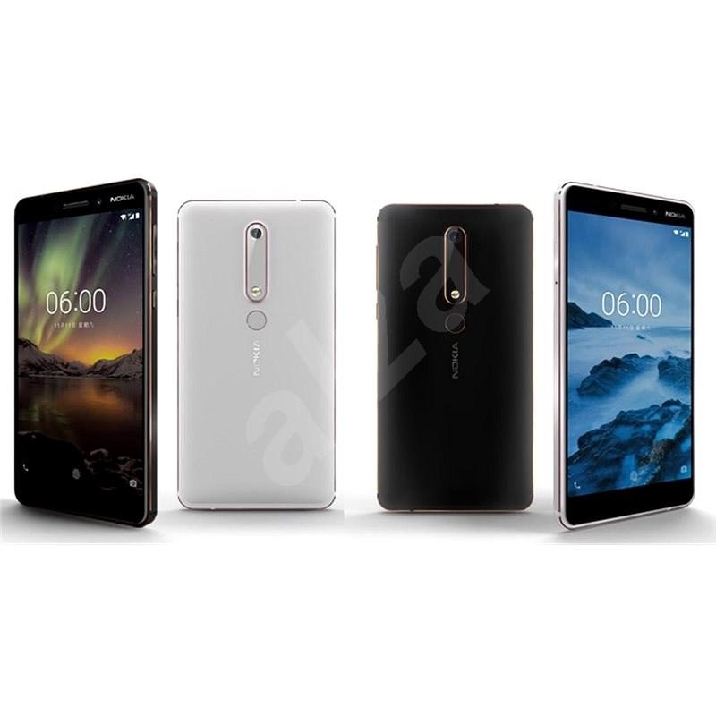 Nokia 6.1 Dual SIM - Mobilní telefon