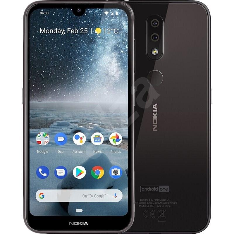 Nokia 4.2 32GB černá - Mobilní telefon