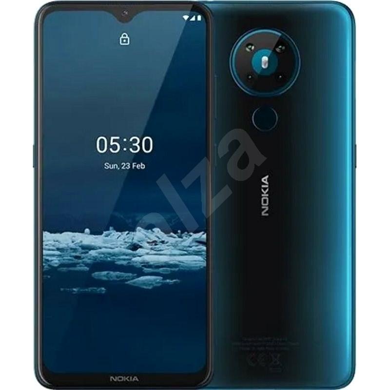 Nokia 5.3 modrá - Mobilní telefon