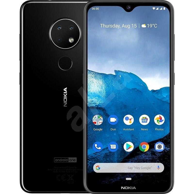 Nokia 6.2 Dual SIM černá - Mobilní telefon