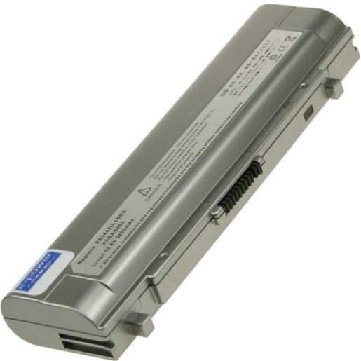 Li-Ion 10,8V 3400mAh, stříbrná - Baterie pro notebook