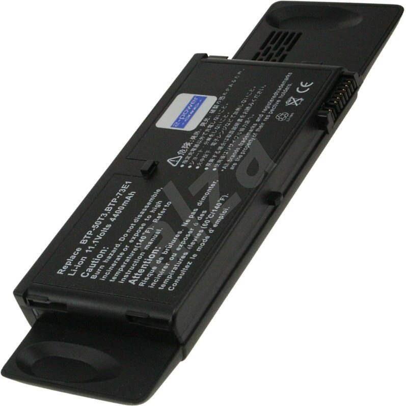 Li-Ion 11,1V 4400mAh, černá - Baterie pro notebook
