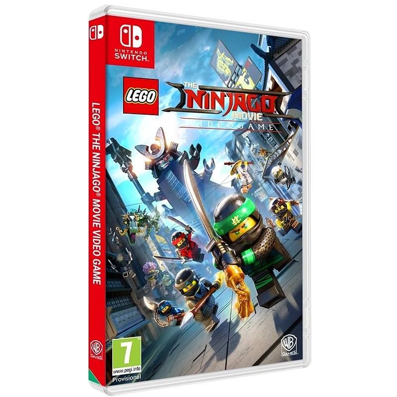 LEGO Ninjago Movie Videogame - Nintendo Switch - Hra na konzoli