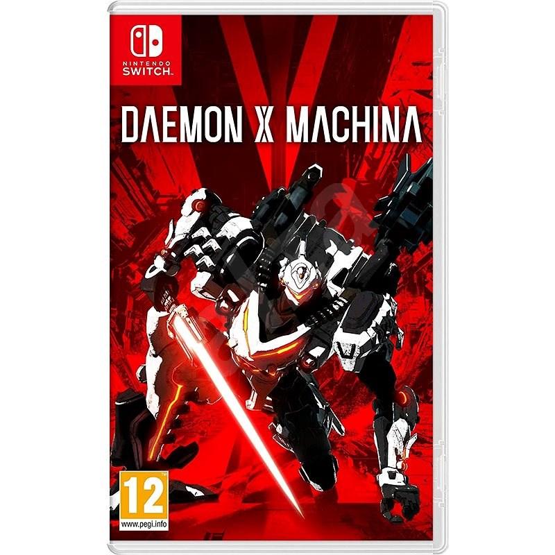 Daemon X Machina - Nintendo Switch - Hra na konzoli