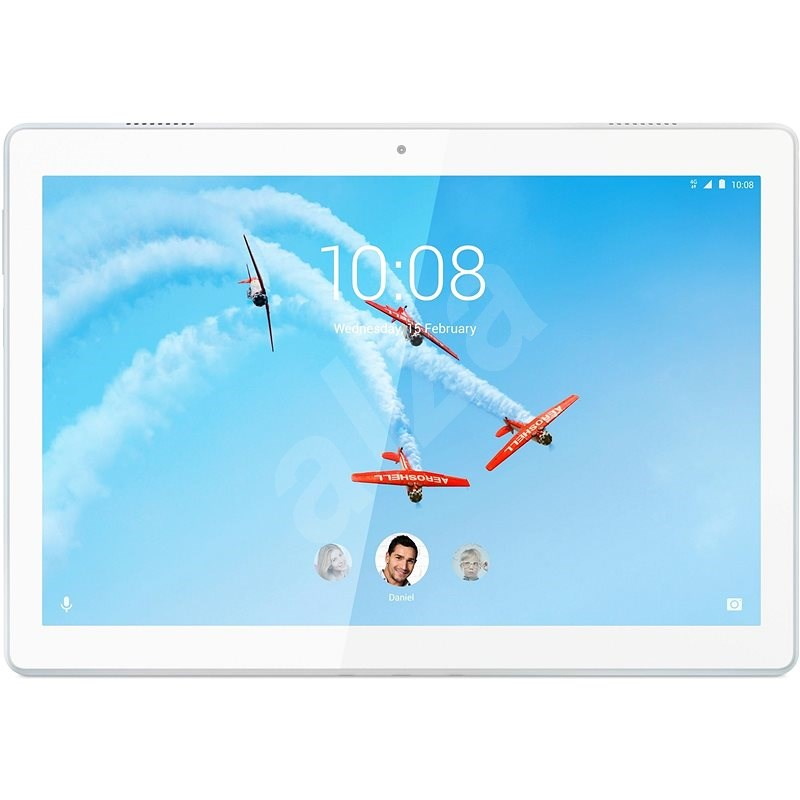 Lenovo TAB M10 Full HD 3+32GB White - Tablet