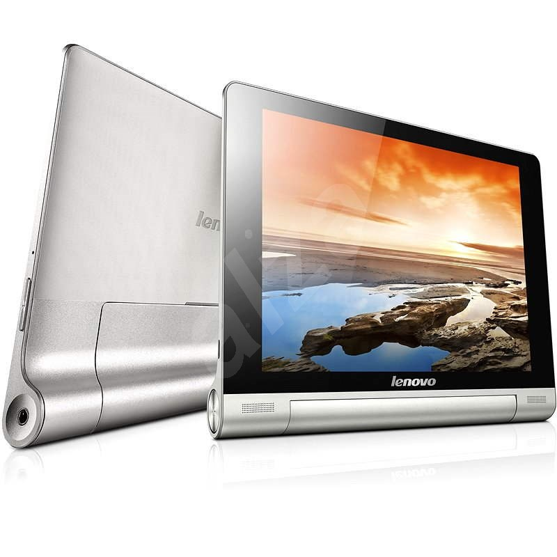 Lenovo Yoga Tablet 8 16GB stříbrný - Tablet