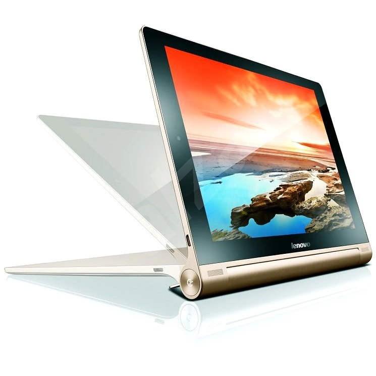 Lenovo Yoga Tablet 10 Full HD 32GB 3G champagne - Tablet