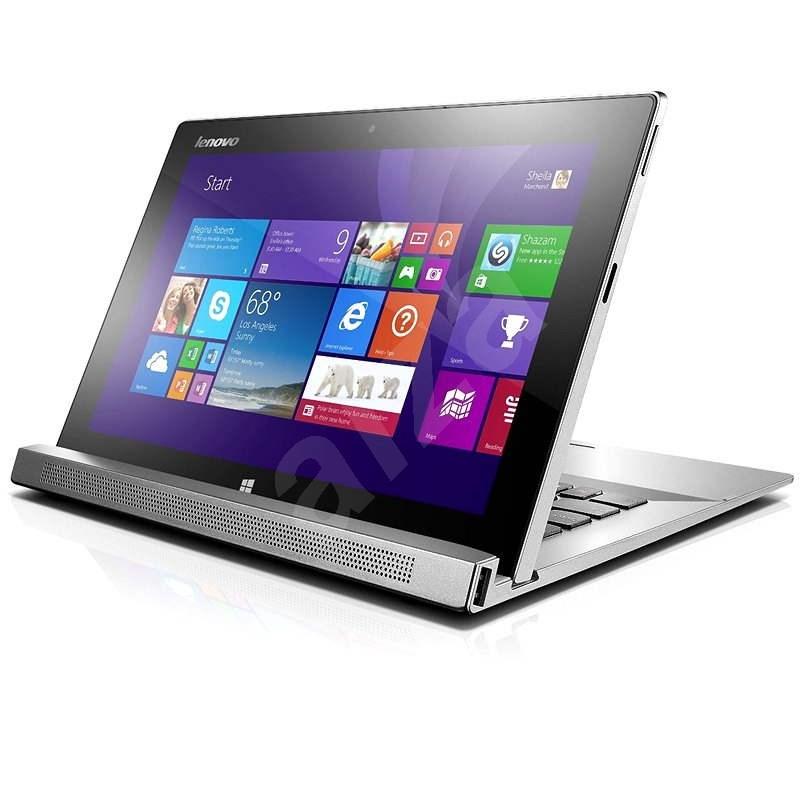 Lenovo Miix 2 11 Silver 128GB + dock s klávesnicí - Tablet PC