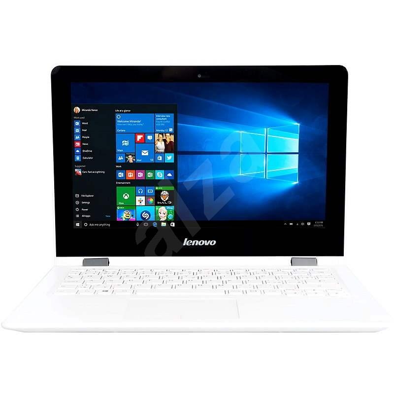Lenovo IdeaPad Yoga 300-11IBR White - Tablet PC