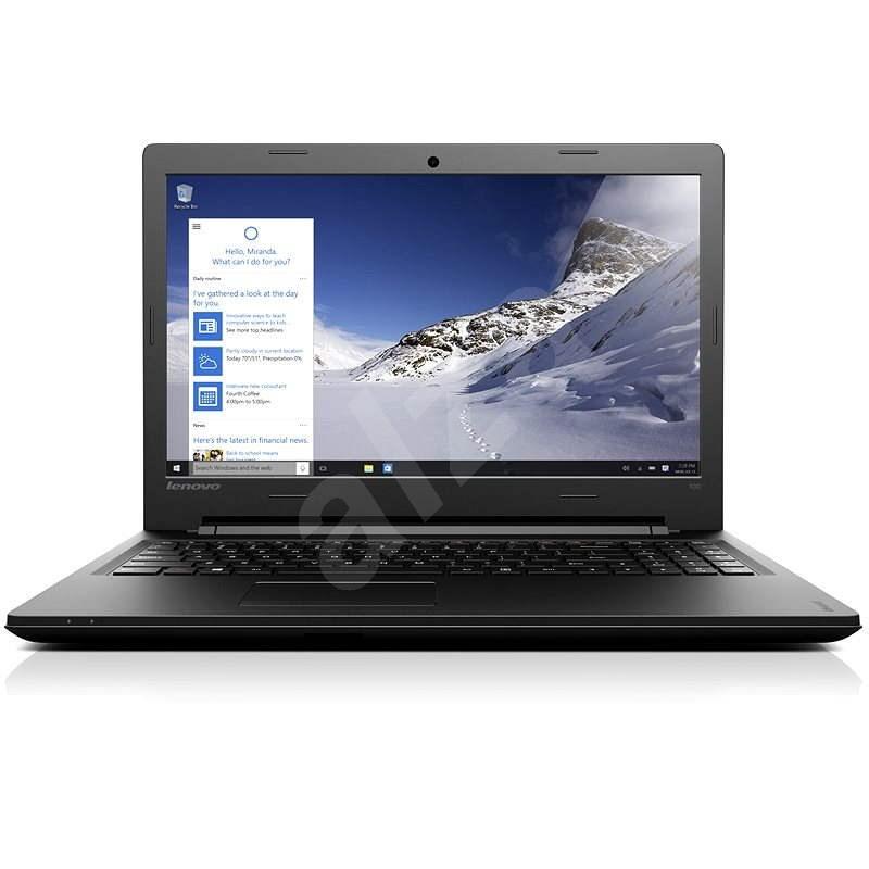 Lenovo IdeaPad 100-15IBY Black - Notebook