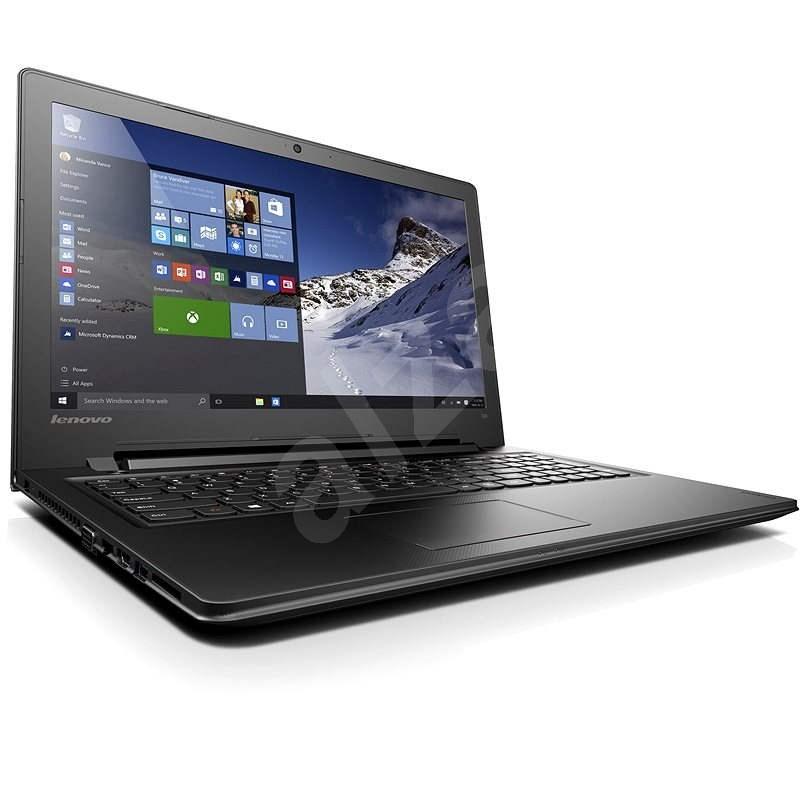 Lenovo IdeaPad 300-15IBR Black - Notebook
