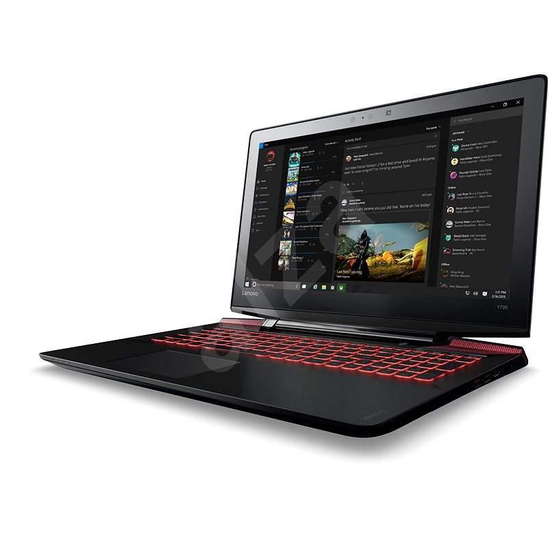 Lenovo IdeaPad Y700-15ISK Gaming Black - Notebook