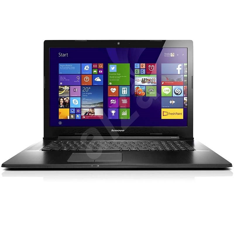 Lenovo IdeaPad G70-70 Black - Notebook