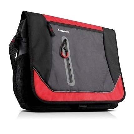 "Lenovo Sport Messenger Black/Red 15.6"" - Brašna na notebook"