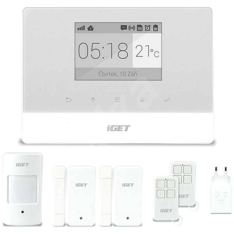iGET SECURITY M3 - Alarm