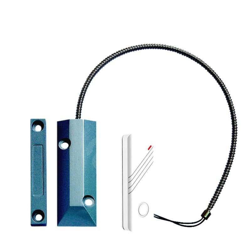 iGET SECURITY P21 - bezdrátový magnetický detektor pro umístění na železné vrata/dveře/okna pro iGET - Pohybové čidlo
