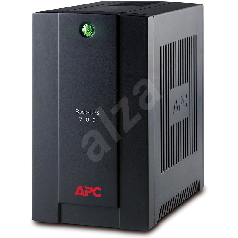 APC Back-UPS BX 700 eurozásuvky - Záložní zdroj
