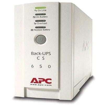 APC Back-UPS CS 650I - Záložní zdroj