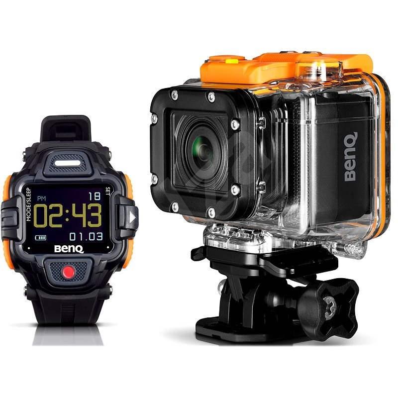 BenQ QC1 - Digitální kamera