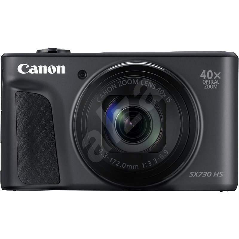 Canon PowerShot SX730 HS černý - Digitální fotoaparát