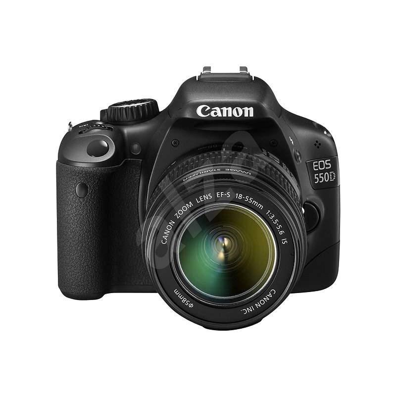 Canon EOS 550D + EF-S 18-55 IS - Digitální zrcadlovka