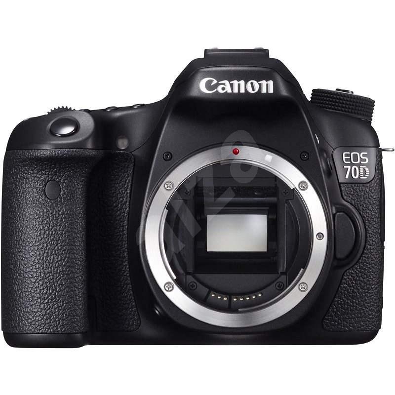Canon EOS 70D tělo - Digitální zrcadlovka