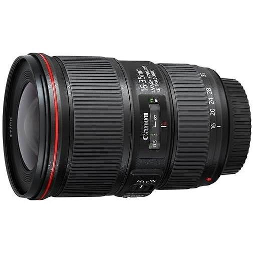 Canon EF 16-35mm f/4.0 L IS USM - Objektiv