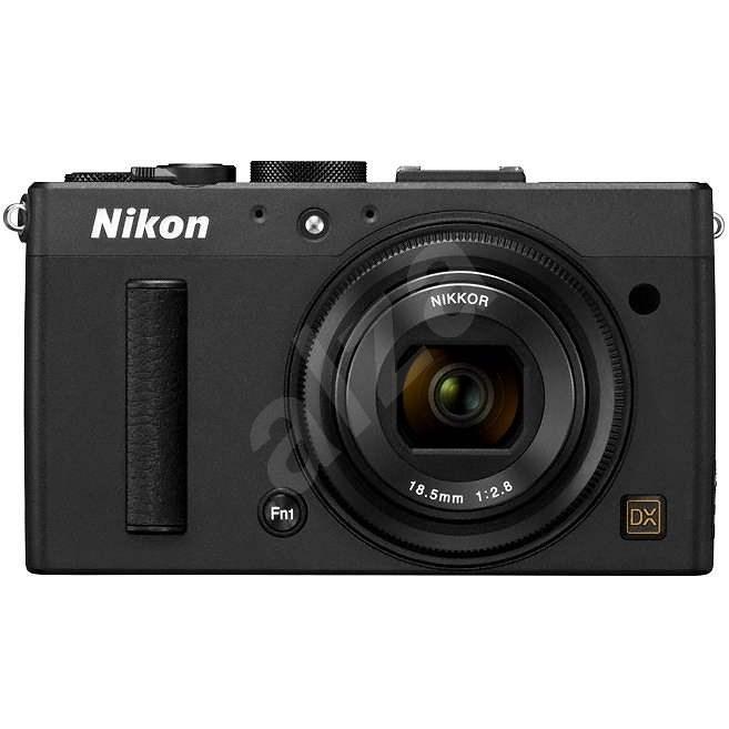 Nikon COOLPIX A black - Digitální fotoaparát