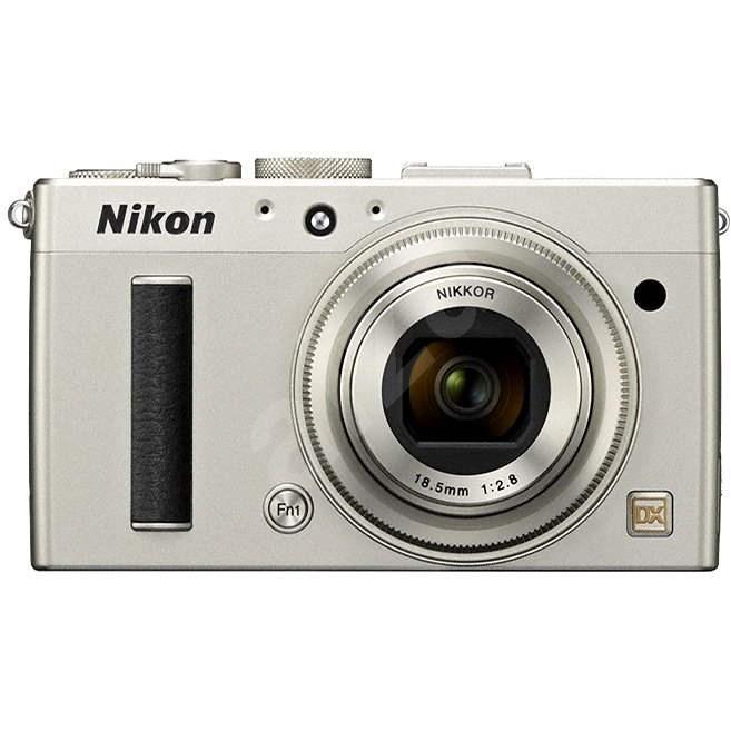Nikon COOLPIX A silver - Digitální fotoaparát