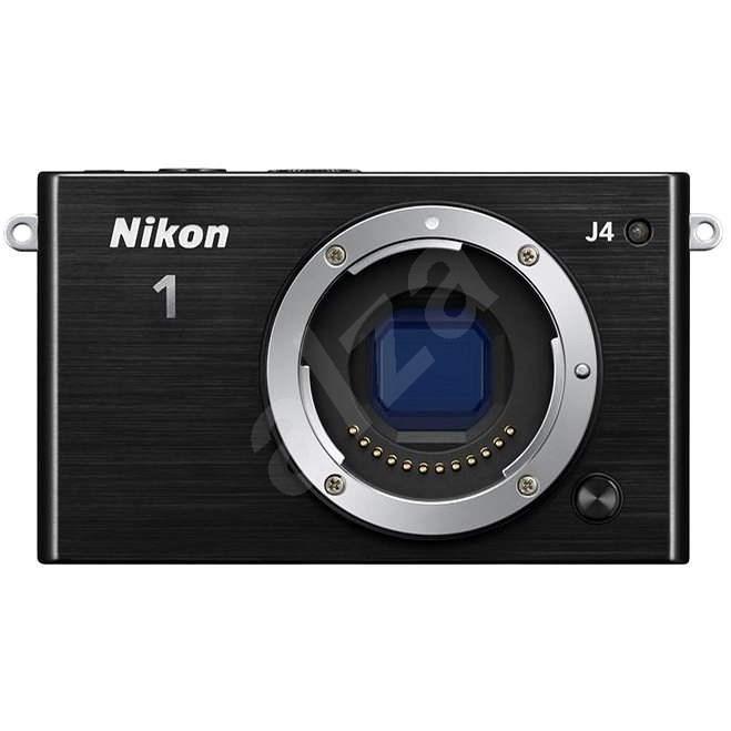 Nikon 1 J4 BODY Black - Digitální fotoaparát