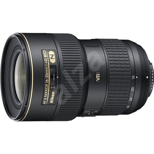 NIKKOR 16-35mm f/4G AF-S VR ED - Objektiv