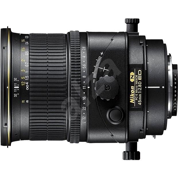 NIKKOR 45mm f/2.8D ED PC-E Micro - Objektiv