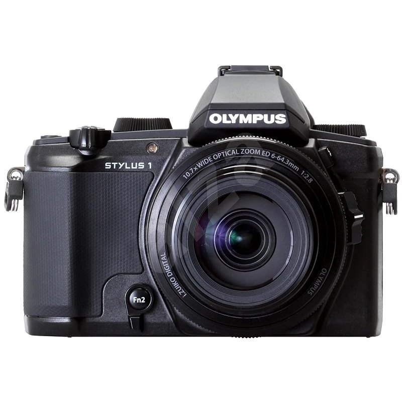 Olympus STYLUS 1 black - Digitální fotoaparát