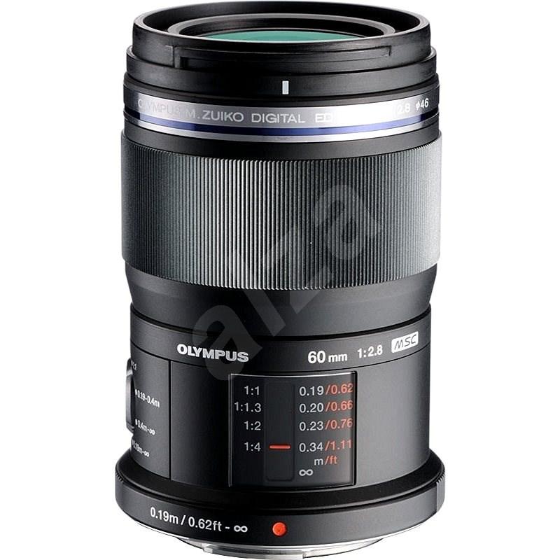 M.ZUIKO DIGITAL ED 60mm f/2.8 Macro - Objektiv