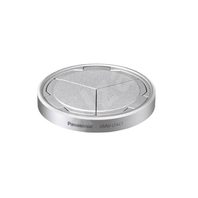 Panasonic DMW-LFAC1GUS stříbrný - Krytka objektivu