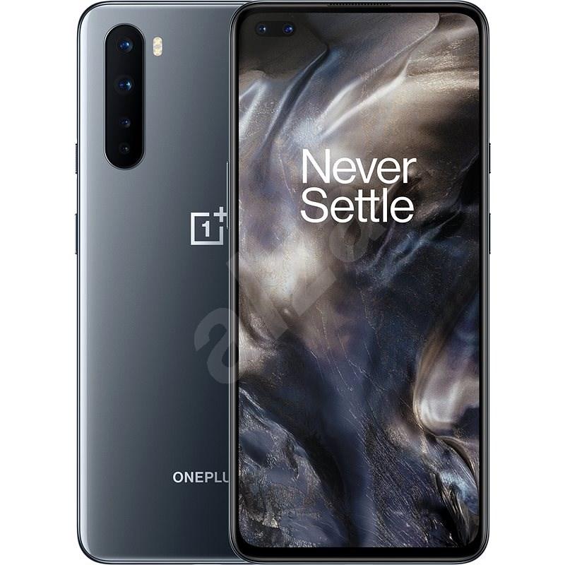 OnePlus Nord 128GB šedá - Mobilní telefon
