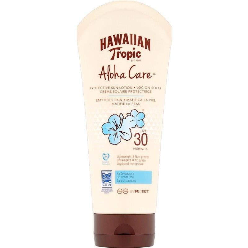 HAWAIIAN TROPIC Aloha Care Mattifies Skin SPF30 180 ml - Opalovací krém
