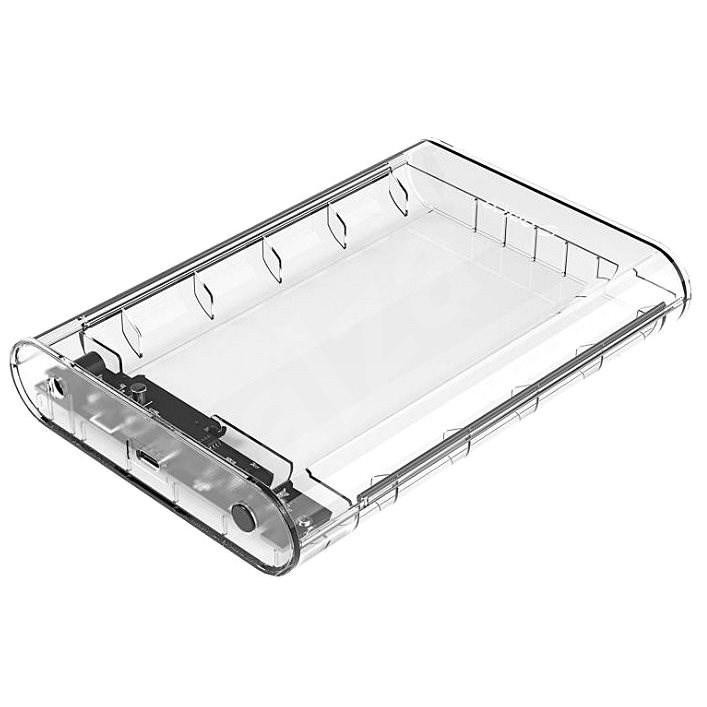 "Orico 3.5"" HDD/SSD transparent box - Externí box"