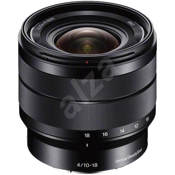 Sony 10-18mm f/4.0 - Objektiv