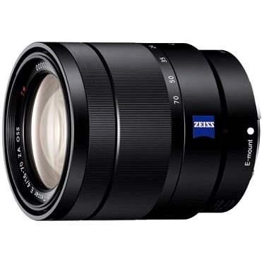 SONY 16-70mm f/4.0 ZA OSS SEL Vario-Tessar T - Objektiv