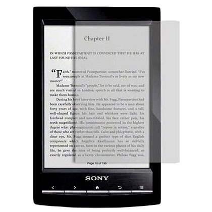 Screen eBook - Ochranná fólie