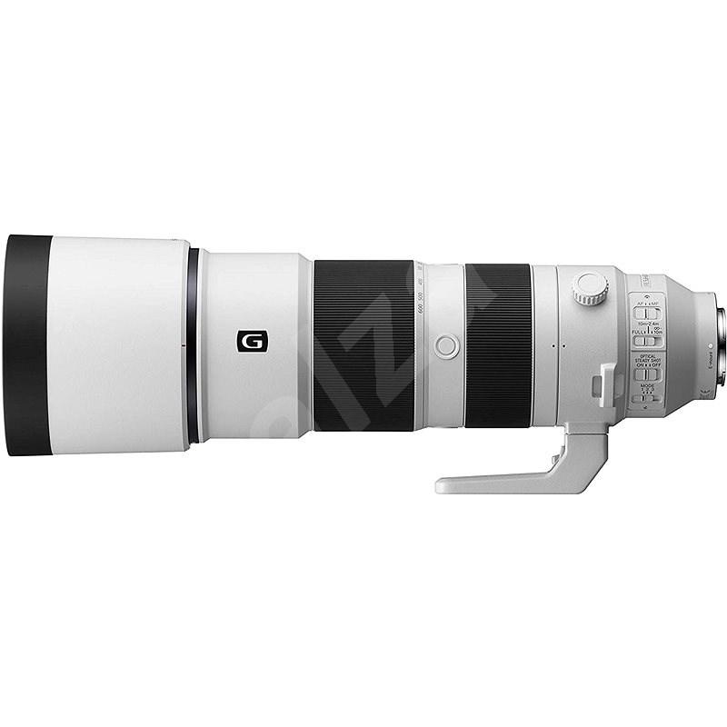 Sony FE 200-600mm F5.6–6.3 G OSS - Objektiv