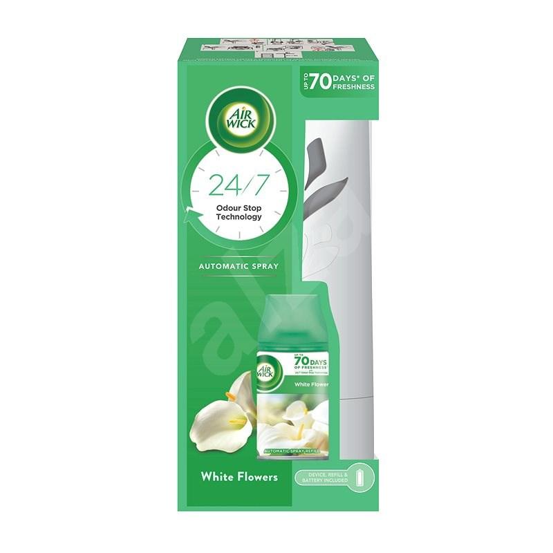 AIR WICK Freshmatic komplet Bílé květy frézie 250 ml - Osvěžovač vzduchu