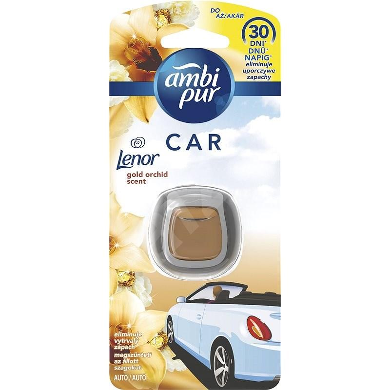 AMBI PUR Gold Orchid 2 ml - Vůně do auta