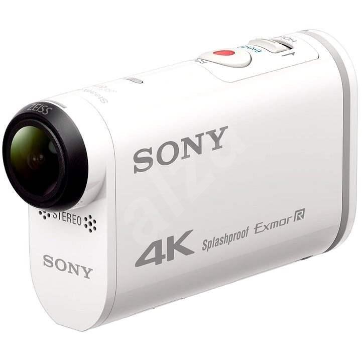 Sony ActionCam FDR-X1000VR + ovladač Live-View - Outdoorová kamera